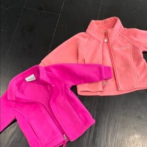 2 Columbia Fleece for your Toddler